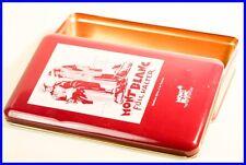 MONTBLANC Sammler Blechdose Reisende mit Füllhalter / Travelers TIN BOX