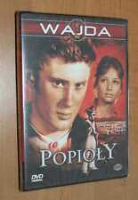 Popioly (The Ashes) Andrzej Wajda - (DVD) -- Region ALL