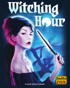 Indie Boards & Cards: Witching Hour game (New)