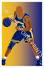 Golden State Warriors History Prints Posters Bobblehead Art