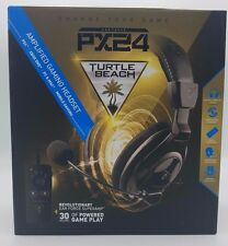 Turtle Beach Ear Force PX24 Black Headband Headsets for Multi-Platform, XBOX, PS