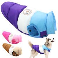 Manteau hiver pour chien petite moyen taille Vêtements Veste Bouledogue Francais