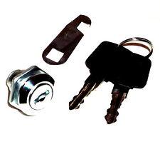 12 x Mail Box Lock Wardrobe Lock Locker Castle Key Mailbox Furniture