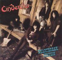 Cinderella : Heartbreak Station CD (1999) rare bmg record club PRINTING