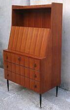 Bureau - secretaire - libreria - cassettiera scrivania anni '50 stile Albini