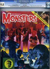Famous Monsters of Filmland #192 CGC 9.8 NM/MT Bill Selby Star Wars w/ Sticker
