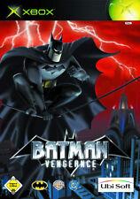 Microsoft XBOX - Spiel   Batman - Vengeance   inkl. OVP