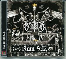 MARDUK Rom 5:12 NEW CD (Black Metal)