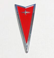 NEW! 99-08 Pontiac Arrowhead Arrow Emblem Grand Prix Am Aztek REPRODUCTION
