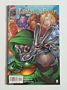Marvel Comics Fantastic Four Volume 2 No. 5 March 1997 Comic Book 6574