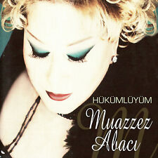 MUAZZEZ ABACI - HÜKÜMLÜYÜM - CD ALBEN