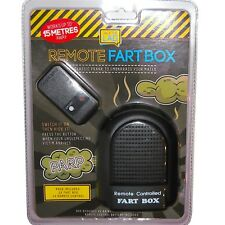 Remote Control Fart Machine Fart Box 15m Great Fun Whoopie Pranks Practical Joke