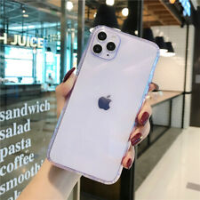 Case for iPhone 11 7 8 SE Plus XR XS Max Cover Shockproof Silicone Cover