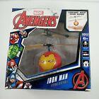 Marvel Avengers Iron Man Flying UFO Ball Helicopter