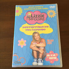 LIZZIE MCGUIRE VOLUMEN 2 - DVD PAL 2 - 110MIN - 6 CAPITULOS - NEW & SEALED NUEVA