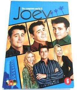 Joey Series 2 DVD Box Set Complete Season Two Region 2 English Audio Friends