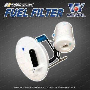 Wesfil Fuel Filter for Suzuki Swift EZ RS415 RS416 FZ Sport 1.4 1.5 1.6