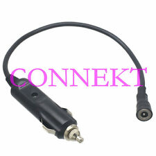 Car Cigarette Lighter Male to DC Power metal 5.5x2.5mm female charger cable
