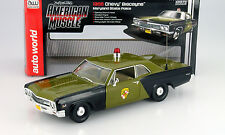 Chevrolet Biscayne Maryland State Police 1966 1:18 autoworld