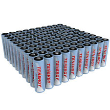 Tenergy Bulk AA,AAA 2500mAh,1000mAh NiMH Rechargeable Batteries Cells 1.2V Lot