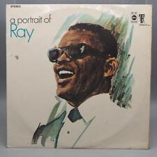 Vintage Ray Charles A Portrait Of Ray Japanese Pressing Vinyl Album LP
