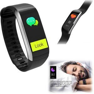 Smart Watch Sport Fitness Activity Tracker Heart Rate Pedometer for Men Women