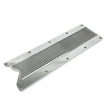 GM LS1 / LS6 Polished Finned Aluminum Engine Valley Cover Chevrolet Gen III/IV