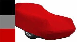 Car Cover Autoschutzdecke formanpassend rot silbergrau schwarz in 7 Grössen