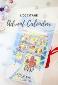 L'Occitane Beauty Advent Calendar 24 Piece Gift Set BRAND NEW Factory Sealed