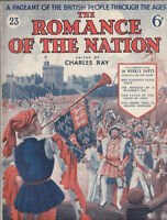 THE ROMANCE OF THE NATION Magazine Issue 23 - Henry VIII (1934)