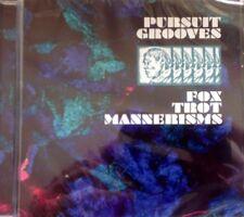 PURSUIT GROOVES - FOX TROT MANNERISMS - 1 X CD GRIME DUBSTEP TECTONIC CD CDJ DJ