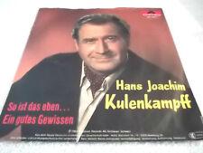Hans Joachim Kulenkampff - So ist das eben .