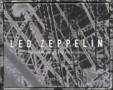 Led Zeppelin -The Complete Studio Recordings Box Set (10xcd remastered) Like new