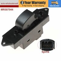 Rear Left or Right Window Switch  Fits for Mitsubishi Outlander Sport Lancer AU