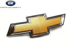 2016-2018 Chevrolet Camaro Illuminated Front Grille Bowtie Emblem 23380121 Gold