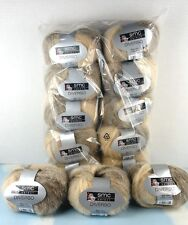 SMC Select Diverso Yarn Super Bulky Beige Wool Mohair Subtle Color Changing New