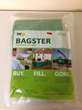 Waste Management Bagster 1 Bag 3,300lb Capacity LW