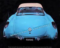 1956 Chevy Corvette Chevrolet PhotoArt Pro PhotoStock Classic Car VarSize Nassau