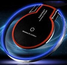 Fast 10W Wireless Charging Pad - Black