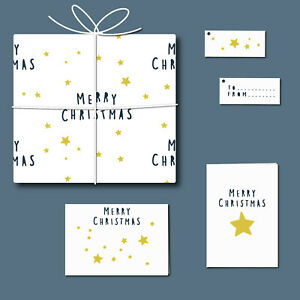 Stars - Card, Tag & Wrap Stencil Set - Create your own stationery - 11034SET
