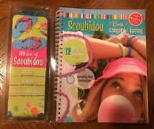Klutz Scoubidou : A Book of Lanyard and Lacing Craft Lot - New