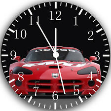 Dodge Viper Frameless Borderless Wall Clock Nice For Gifts or Decor W209
