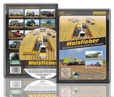 Maisfieber -Moderne Erntetechnik im Einsatz BigX 1100 Jaguar 980 Landtechnik DVD