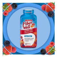 vitafusion Fiber Well Sugar Free, 220 Gummies New!  Free Shipping!
