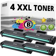 4x XXL TONER PATRONEN für Samsung  ML-1660N ML-1665 ML-1670 ML-1675 ML-1860