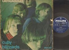 CUBY & and The Blizzards DESOLATION 1966 LP Harry Muskee EELCO GELLING