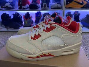 "Air Jordan 5 Retro Low ""CNY""- Size 11"