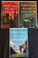 SOMETHING IS KILLING THE CHILDREN (2020) LOT #11, #12 AND #15 (ALL A COVERS) NM!