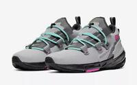 Nike Zoom Moc South Beach Grey Fog Pink Blast AT8695-002 Sz 8.5, 9.5, 10,10.5,11