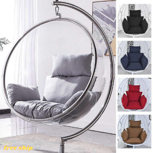 Cotton Stuffing Hanging Basket Chair Cushions Egg Hammock Thick Back Pillow